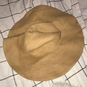big summer hat